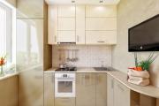 Фото 19 Дизайн кухни 8 кв. метров: функциональные идеи и современные варианты отделки