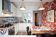 Фото 3 Дизайн кухни 8 кв. метров: функциональные идеи и современные варианты отделки