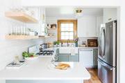 Фото 30 Дизайн кухни 8 кв. метров: функциональные идеи и современные варианты отделки