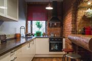 Фото 31 Дизайн кухни 8 кв. метров: функциональные идеи и современные варианты отделки