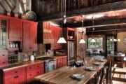 Фото 5 Дизайн кухни в деревенском доме: 70+ лучших фотоидей для уютного кантри, теплого шале или утонченного прованса