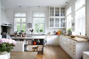 Фото 8 Дизайн кухни в деревенском доме: уютный кантри, теплый шале или утонченный прованс?