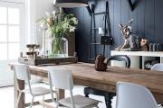 Фото 9 Дизайн кухни в деревенском доме: 70+ лучших фотоидей для уютного кантри, теплого шале или утонченного прованса