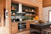 Фото 25 Дизайн кухни в деревенском доме: 70+ лучших фотоидей для уютного кантри, теплого шале или утонченного прованса
