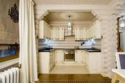 Фото 29 Дизайн кухни в деревенском доме: уютный кантри, теплый шале или утонченный прованс?