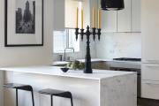 Фото 4 Кухня 13 кв. метров: свежие идеи оформления и дизайнерские варианты