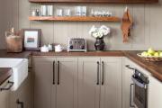 Фото 6 Кухня 13 кв. метров: свежие идеи оформления и дизайнерские варианты
