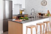 Фото 8 Кухня 13 кв. метров: свежие идеи оформления и дизайнерские варианты