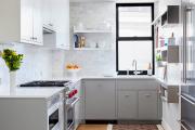 Фото 25 Кухня 13 кв. метров: свежие идеи оформления и дизайнерские варианты