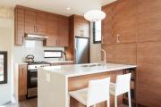 Фото 1 Кухня 13 кв. метров: свежие идеи оформления и дизайнерские варианты