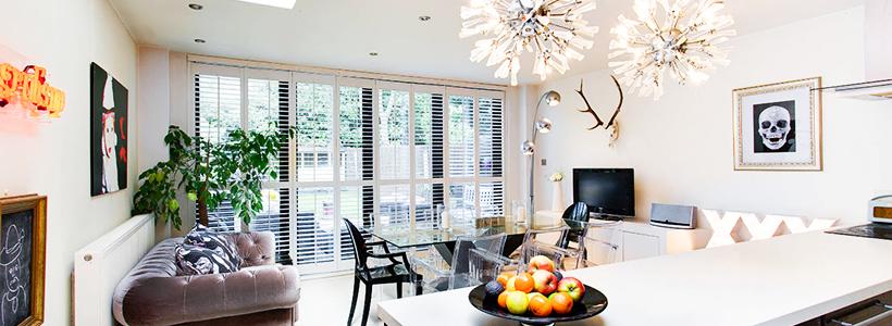 Варианты зонирования и дизайн для кухни-гостиной площадью 15 кв. метров