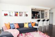 Фото 10 Варианты зонирования и дизайн для кухни-гостиной площадью 15 кв. метров