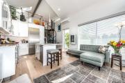 Фото 23 Варианты зонирования и дизайн для кухни-гостиной площадью 15 кв. метров
