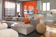 Фото 25 Варианты зонирования и дизайн для кухни-гостиной площадью 15 кв. метров