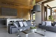 Фото 30 Варианты зонирования и дизайн для кухни-гостиной площадью 15 кв. метров