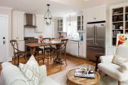 Фото 36 Варианты зонирования и дизайн для кухни-гостиной площадью 15 кв. метров