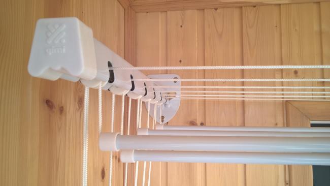 Лиана для сушки белья на балконе Популярные модели