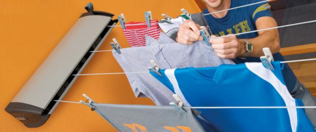 Высушить белье - не проблема, если есть правильные помощники