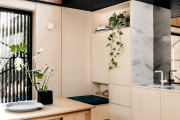 Фото 14 Нестандартные кухни: что такое дизайн вне шаблонов и обзор интерьерных трендов 2018 года