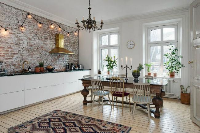 Атмосфера домашнего уюта благодаря домашним растениям