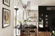Фото 16 Нестандартные кухни: что такое дизайн вне шаблонов и обзор интерьерных трендов 2018 года