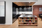 Фото 2 Нестандартные кухни: что такое дизайн вне шаблонов и обзор интерьерных трендов 2018 года