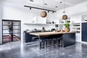Фото 23 Нестандартные кухни: что такое дизайн вне шаблонов и обзор интерьерных трендов 2018 года