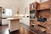 Фото 24 Нестандартные кухни: что такое дизайн вне шаблонов и обзор интерьерных трендов года