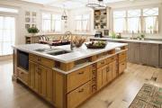 Фото 28 Нестандартные кухни (80+ фото): лучшие тренды в мире кухонного интерьера 2019 года