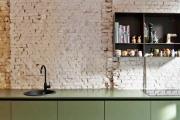 Фото 29 Нестандартные кухни (80+ фото): лучшие тренды в мире кухонного интерьера 2019 года
