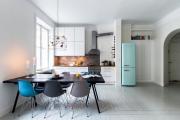 Фото 31 Нестандартные кухни: что такое дизайн вне шаблонов и обзор интерьерных трендов 2018 года