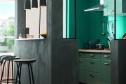 Фото 4 Нестандартные кухни: что такое дизайн вне шаблонов и обзор интерьерных трендов 2018 года