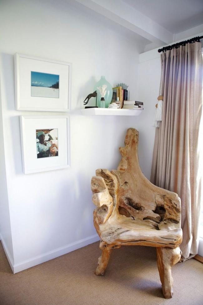 Интересные экземпляры с необычными формами, станут незаменимым функциональным предметом мебели