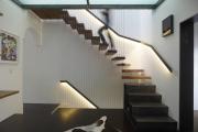 Фото 16 Разновидности систем подсветки лестницы и особенности монтажа