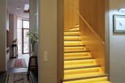 Фото 25 Разновидности систем подсветки лестницы и особенности монтажа