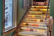 Фото 28 Разновидности систем подсветки лестницы и особенности монтажа