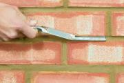 Фото 4 Расшивка швов кирпичной кладки: типы расшивки и этапы выполнения работ