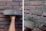 Фото 7 Расшивка швов кирпичной кладки: типы расшивки и этапы выполнения работ