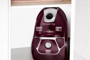 Фото 18 Компактное хранение (75+ идей): выбираем функциональный шкаф для пылесоса и гладильной доски