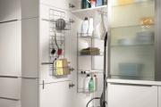 Фото 22 Компактное хранение (75+ идей): выбираем функциональный шкаф для пылесоса и гладильной доски