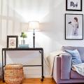 Объединяя пространство: планируем стильный дизайн спальни-гостиной 16 кв. м фото