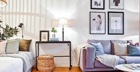 Объединяя пространство: планируем стильный дизайн спальни-гостиной 16 кв. метров фото