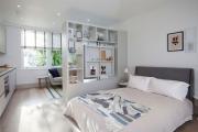 Фото 8 Объединяя пространство: планируем стильный дизайн спальни-гостиной 16 кв. метров