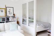 Фото 28 Объединяя пространство: планируем стильный дизайн спальни-гостиной 16 кв. метров