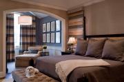 Фото 3 Объединяя пространство: планируем стильный дизайн спальни-гостиной 16 кв. метров