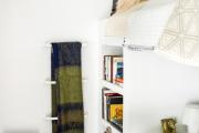 Фото 8 В рамках 20 квадратных метров: как создать продуманный и стильный дизайн в маленькой студии?