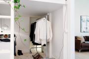 Фото 21 В рамках 20 квадратных метров: как создать продуманный и стильный дизайн в маленькой студии?