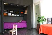 Фото 31 В рамках 20 квадратных метров: как создать продуманный и стильный дизайн в маленькой студии?