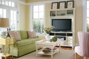 Фото 17 Тумба под телевизор в современном стиле: обзор вариантов и материалов