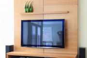 Фото 25 Тумба под телевизор в современном стиле: обзор вариантов и материалов